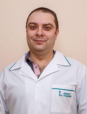 Медцентр Інтегро Черкаси невролог Берестянко Богдан Іванович